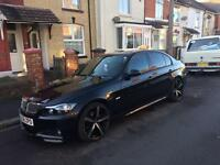 BMW 3 series 320D automatic Msport business edition