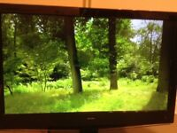 """Bush 24"""" FULL HD with FREEVIEW £50 2x HDMI"""