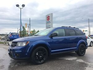2015 Dodge Journey SXT ~Low Km ~7-Pass ~Award Winning V-6