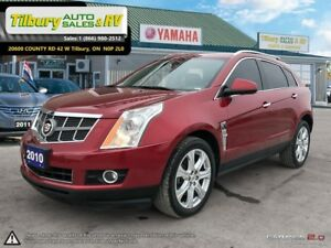 2010 Cadillac SRX 3.0 Performance. *DVD. Leather. Back Up Cam.*