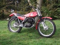 Bultaco 350 Sherpa may take p/ex