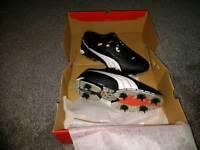 New Puma soft grain leather golf shoes