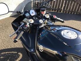 Yamaha R6 YZFR605 2007
