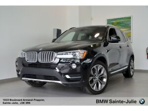 2015 BMW X3 xDrive28i, Toit Ouvrant Panoramique