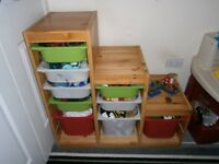 Stepping Stones Children's Storage