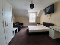 Luxury Studio Flat, Very Close To Sunderland Royal Hospital - Hylton Road, SR4 7UZ
