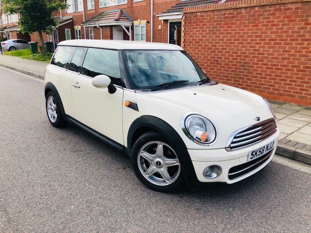 2008 Mini Cooper D Auto Clubman Rare In Bexleyheath London