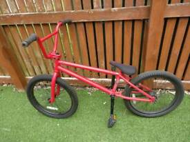 Eastern Bikes Satin Red BMX