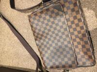 Louis Vuitton original genuine messenger bag