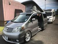 Toyota Alphard Camper Van for sale