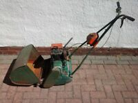 Qualcast Suffolk Colt self propelled petrol lawnmower... SERVICED