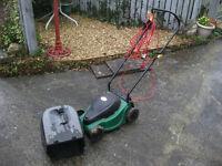 900w Electric Lawn Mower