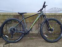 429 whyte hard tail 21 mountain bike