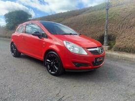image for 2009 VAUXHALL CORSA 1.3 CDTI ECO FLEXI BLACK EDITION