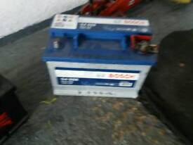 Bosch heavey duty car/van battery