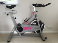 Fitness/spin bike - perfect condition