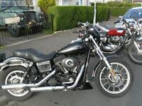 Harley davidson 1450 dyna glide super sport