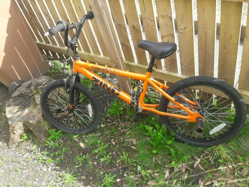 """Zinc 20"""" BMX Bike"""