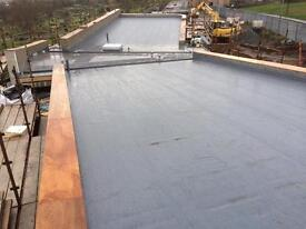 Builders flat Roofs