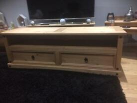 NEW,Corona pine Tv unit