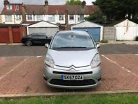 2008 Citroen Grand C4 Picasso 1.6 HDi 16v Exclusive EGS 5dr Automatic @07445775115