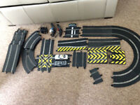 Scalextric set complete extra large track(can Deliver)