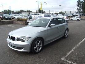 2009 59 BMW 1 SERIES 2.0 116I SPORT 5D 121 BHP***GUARANTEED FINANCE***PART EX WELCOME