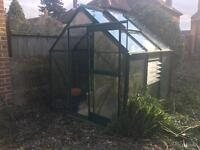 Green house 6x6 ft - very good condition