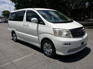 2003 Toyota Alphard Welcab Wheelchair Access Marion Marion Area Preview