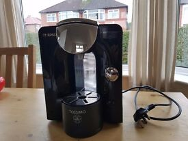 Bosh Tassimo coffee maker with inbuilt brita filter T 55