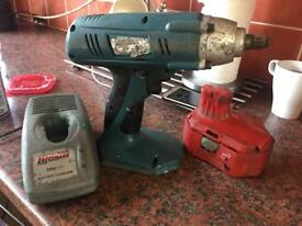 Impact wrench good working condition