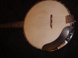 1963 vintage banjo in excellent condition KAYS USA