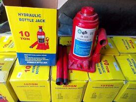 10 ton bottle jack