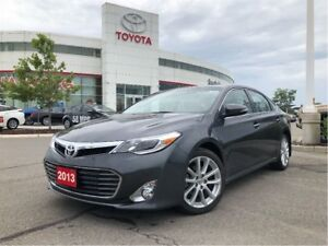2013 Toyota Avalon XLE - One-Owner / Toyota Certified Used Vehic