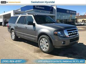 2012 Ford Expedition Max Limited PST Paid - 8 seats - Navigation