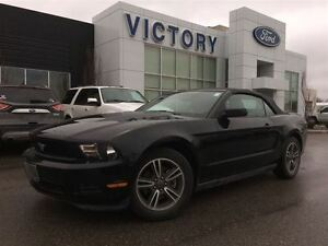 2011 Ford Mustang V6 PREMIUM, LEATHER, BLUETOOTH