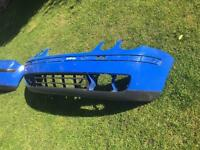 VW Polo 9N bumpers covers Front and Rear