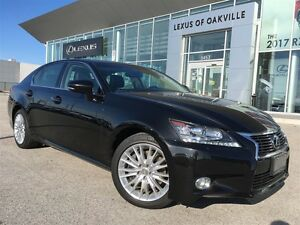 2013 Lexus GS 350 LUXURY PACKAGE