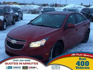 2012 Chevrolet Cruze LT TURBO | CLEAN | MUST SEE