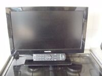 "19"" TOSHIBA WIDESCREEN TV."