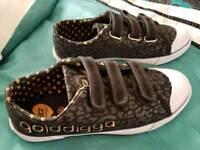 Golddigga ladies shoes new size 8