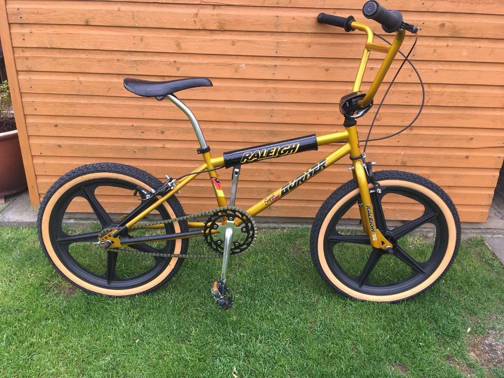 Bmx Raleigh Super Tuff Burner In Linlithgow West