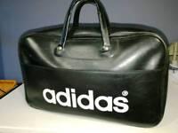 Adidas Black tennis bag