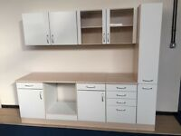 Brand new kitchen units