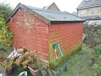 10' x 8' wooden shed for sale