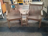 'Winawood' outdoor benches