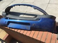 Toyota yaris back bumpers ,free for collection