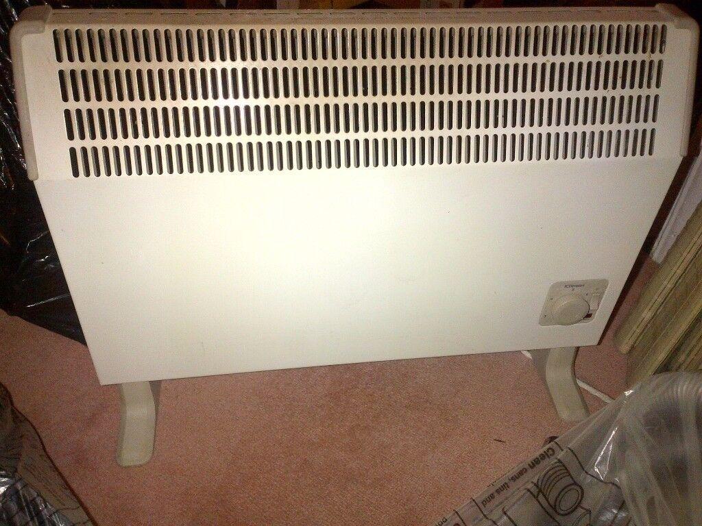 2kW portable convector Dimplex heater