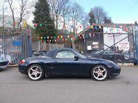 Porsche Boxster 2.7 986 Convertible 2dr INCREDIBLE DESIRABLE SPORT CAR 04/04