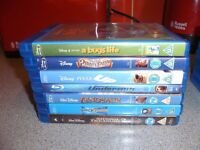 19 DISNEY BLU RAY'S ALL GENUINE UK PRODUCTS - NO FAKES PERIOD.